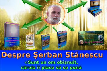 Despre Şerban Stănescu