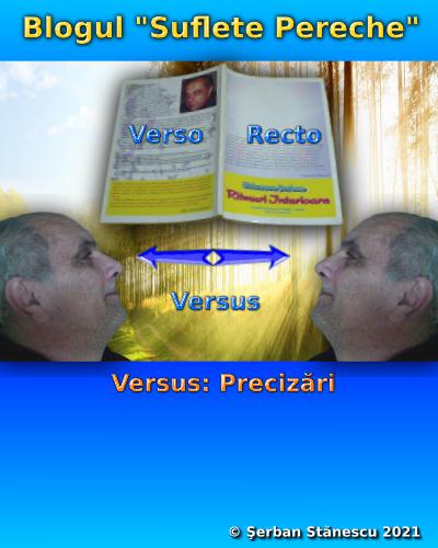Precizare: Versus