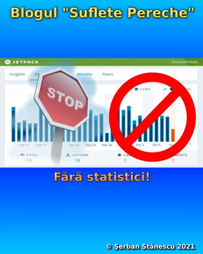Fără statistici!