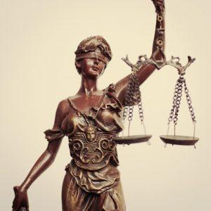 Justiţia, dreptatea