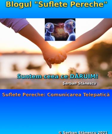 Suflete Pereche: Comunicarea Telepatică