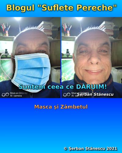 Masca şi Zâmbetul