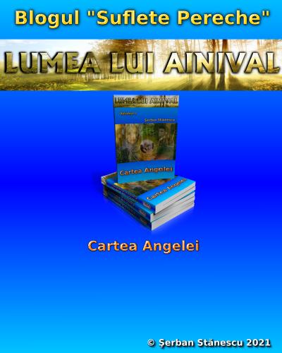 Lumea lui Ainival: Cartea Angelei