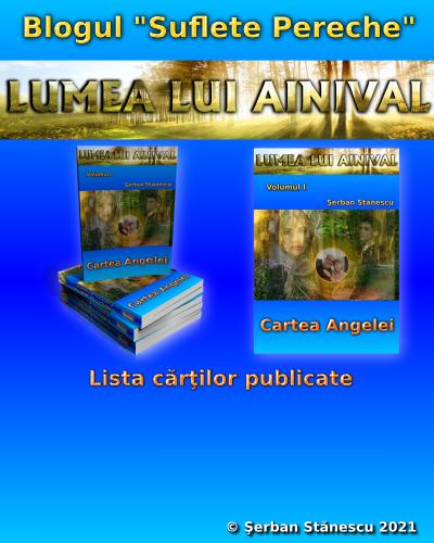 Lista cărţilor publicate