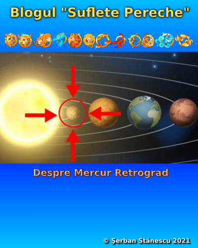Despre Mercur Retrograd